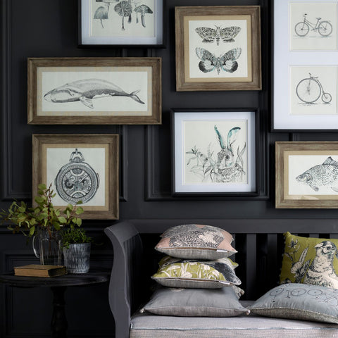 Voyage Gallery Wall with Framed Prints