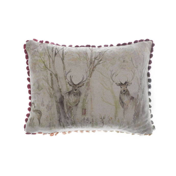 Enchanted Forest Arthouse Cushion (4386850570298)