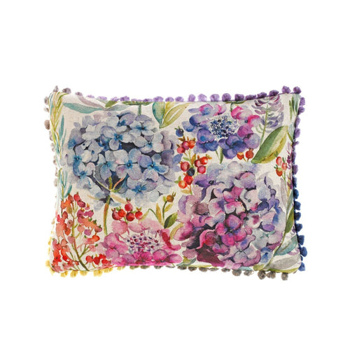 Hydrangea Arthouse Cushion (4386850668602)