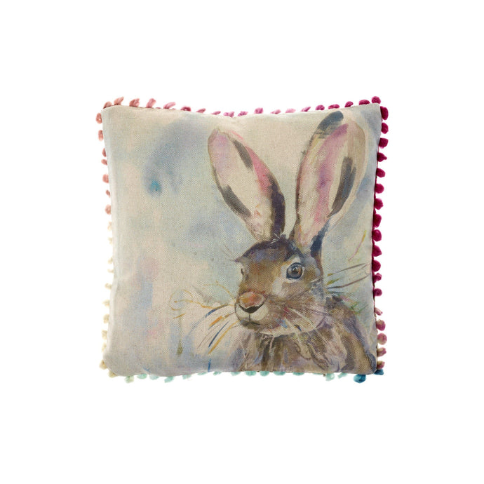Harriet Hare 30x30 Cushion