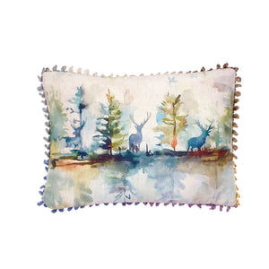 Wilderness Topaz Arthouse Cushion (4402503942202)
