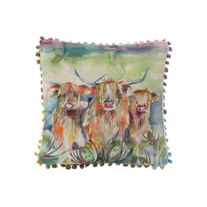 Heilan Herd Arthouse Cushion (4402504007738)