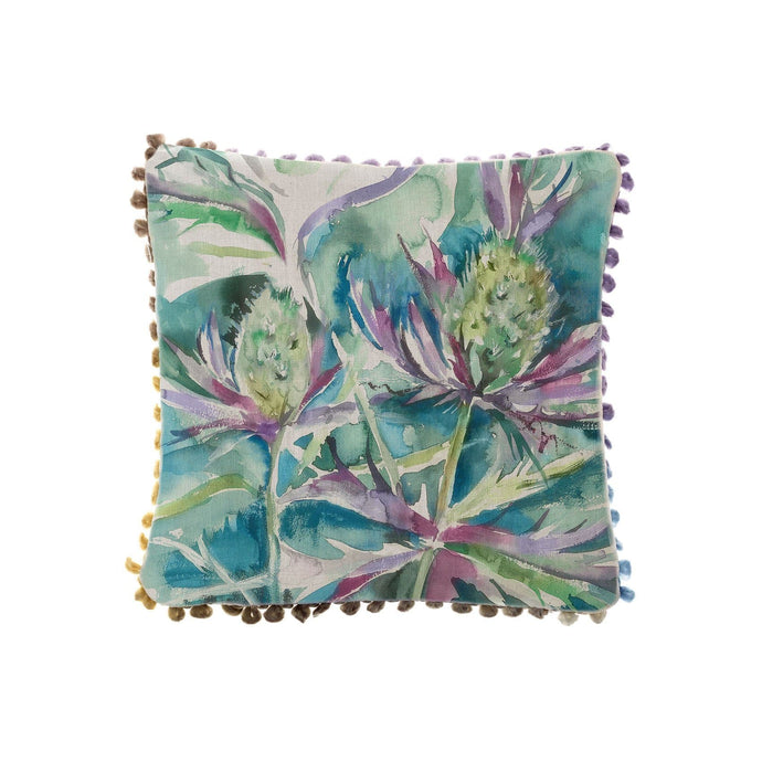 Sea Thistle Arthouse Cushion