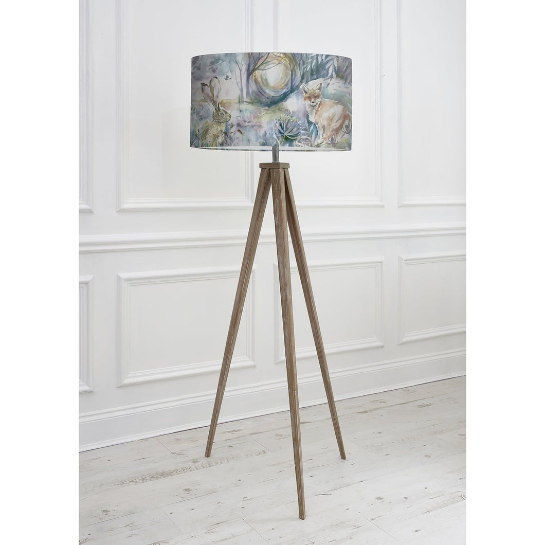 Voyage Aratus Floor Lamp with Fox and Hare Shade (4468174848058)