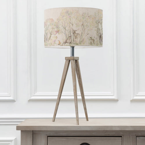 Enchanted Forest Shade with Aratus Table Lamp (4468153024570)