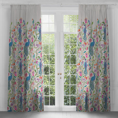 Barabadur Extra Long 3m Linen Curtains (4465253974074)