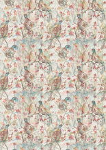 Load image into Gallery viewer, Blackberry Row Linen - Fabric Remnants