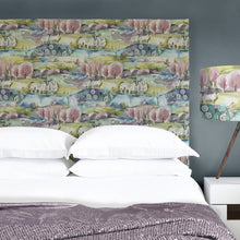 Load image into Gallery viewer, Grace Headboard with Buttermere Design (4470604791866)