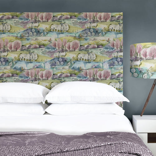 Grace Headboard with Buttermere Design (4470604791866)