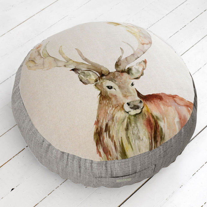 Mr Stag Medium Floor Cushion (4404490272826)