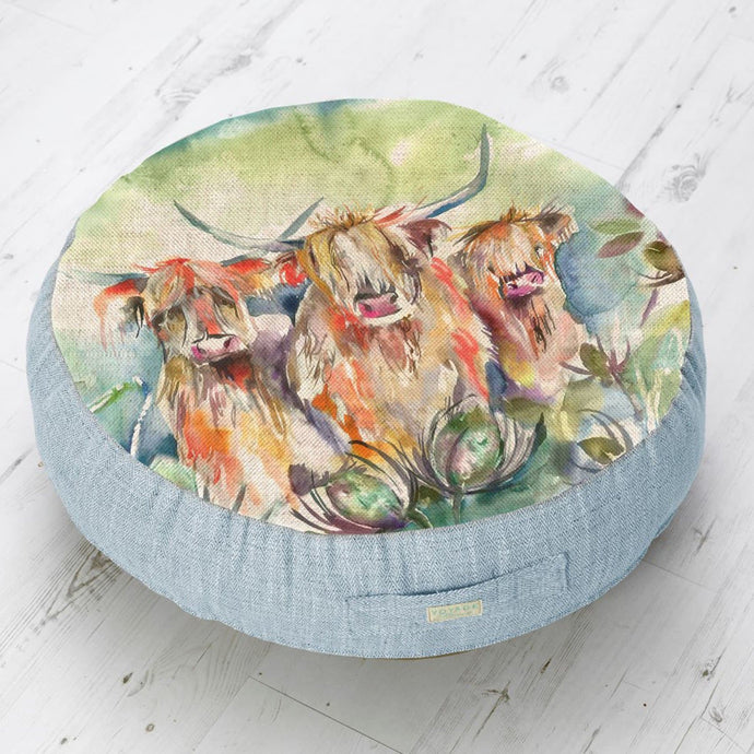 Heilan Herd Medium Floor Cushion