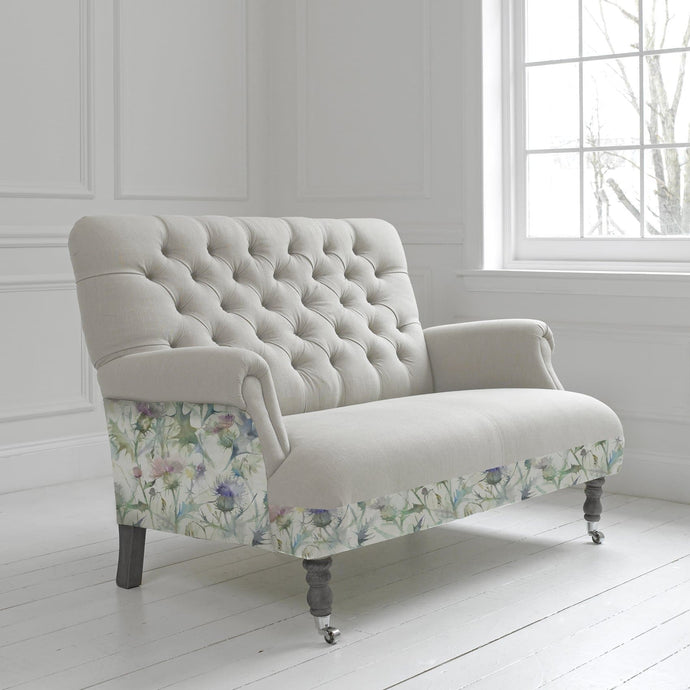 Cornelius Two Seater Soft in Circiun Damson Design