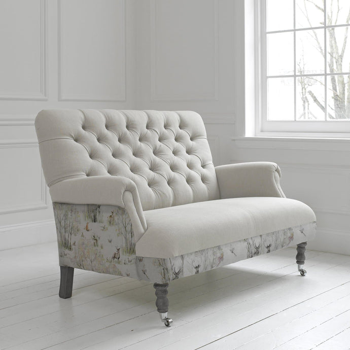 Cornelius Two Seater Soft in Enchanted Forest Design