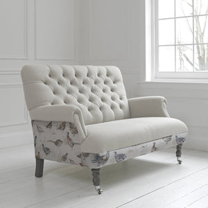 Cornelius Two Seater Soft in Game Bird Design (4506117603386)