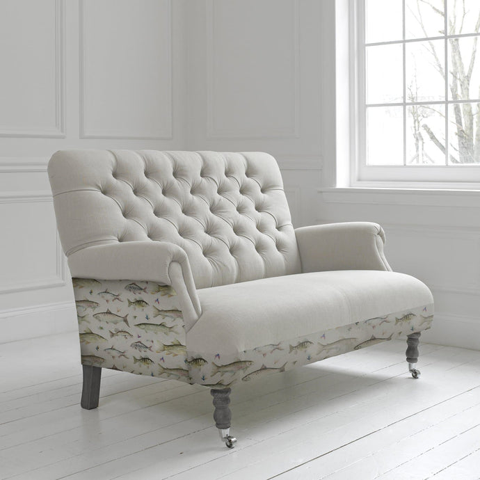 Cornelius Two Seater Soft in Riverfish Design