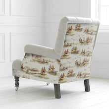 Load image into Gallery viewer, Cornelius Chair in Caledonian Forest (4451227172922)