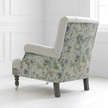 Load image into Gallery viewer, Circiun Damson Design on our Cornelius Chair (4451227631674)