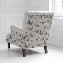 Load image into Gallery viewer, Cornelius Chair in Game Birds (4451227041850)
