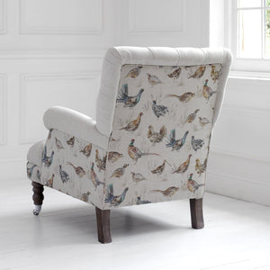 Cornelius Chair in Game Birds (4451227041850)