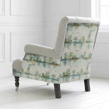 Load image into Gallery viewer, Cornelius Chair in Wilderness Topaz