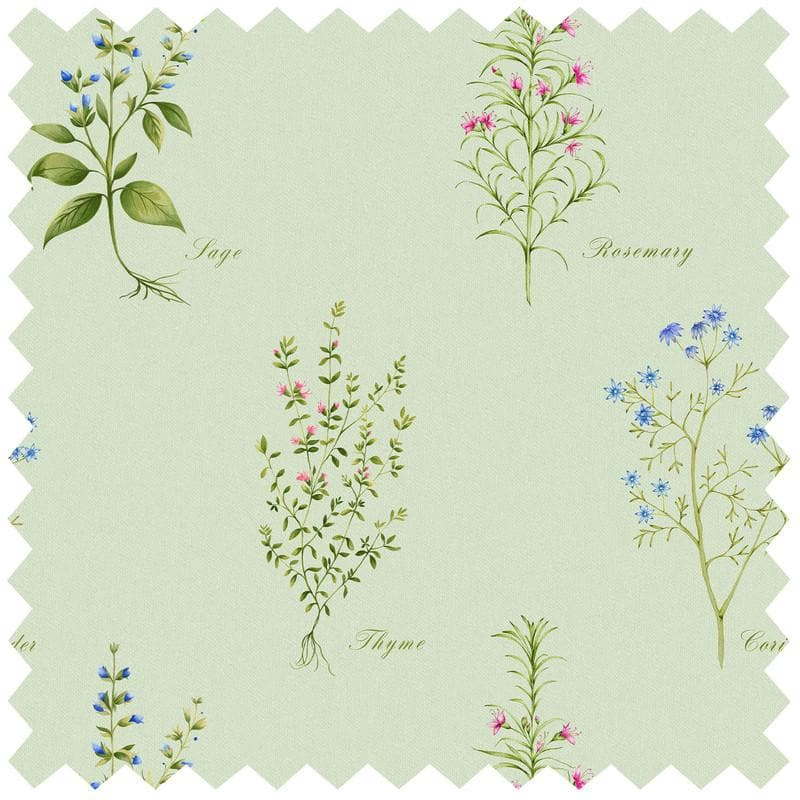 Voyage Archive | Darcy Meadow Fabric By The Metre