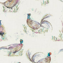 Load image into Gallery viewer, Voyage Dashing Pheasants - Oil Cloth