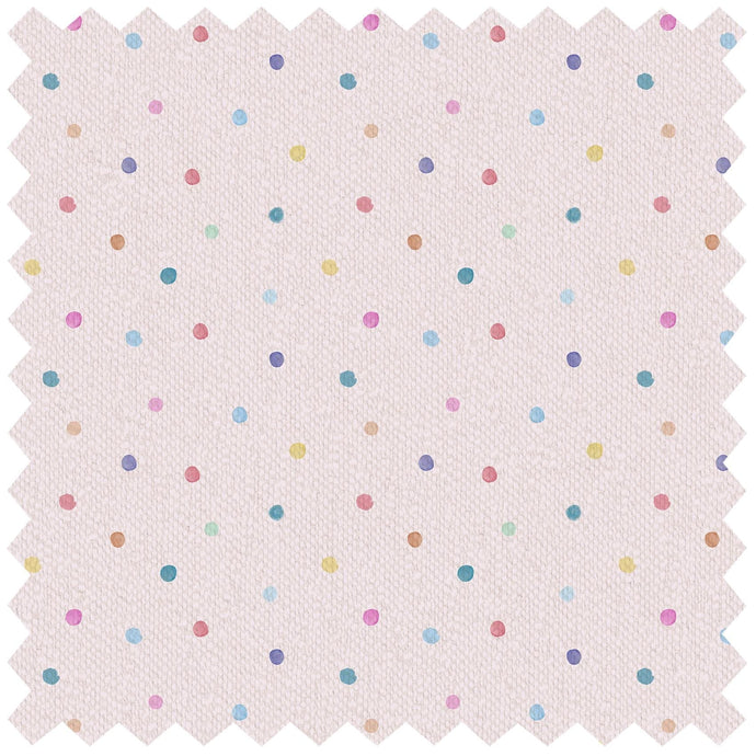 Dotty Blossom - Fabric by the Metre
