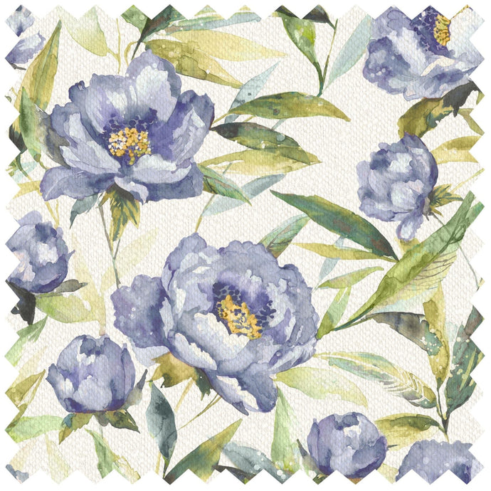 Earnley Bluebell - Fabric Remnants