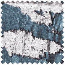 Load image into Gallery viewer, Elixir Moonlight two-tone Sequins - Fabric by the Metre