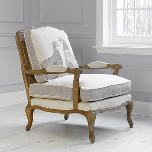 Voyage Florence Chair Kissing Pheasants Design