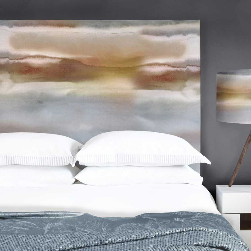 Fjord Misty Morning Grace Headboard