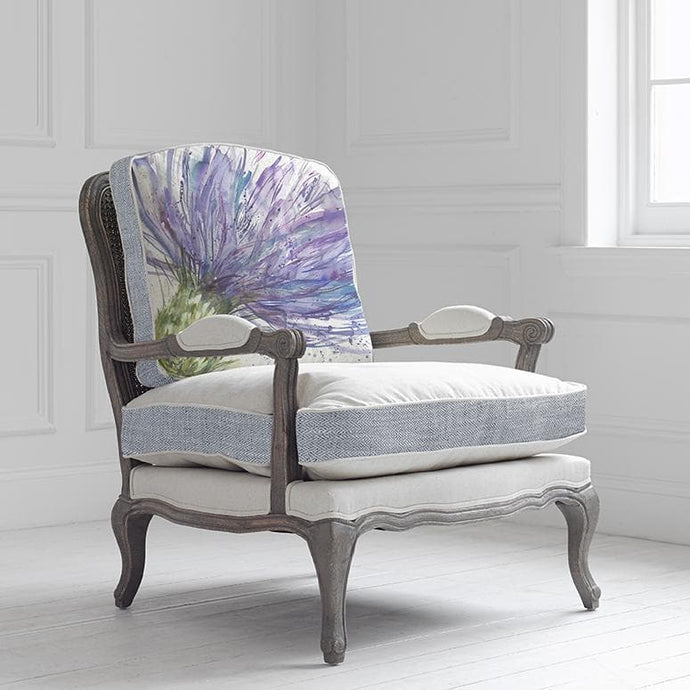 Chair with Expressive Thistle