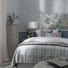 Load image into Gallery viewer, Grace Headboard with Fox and Hare Design (4470607839290)