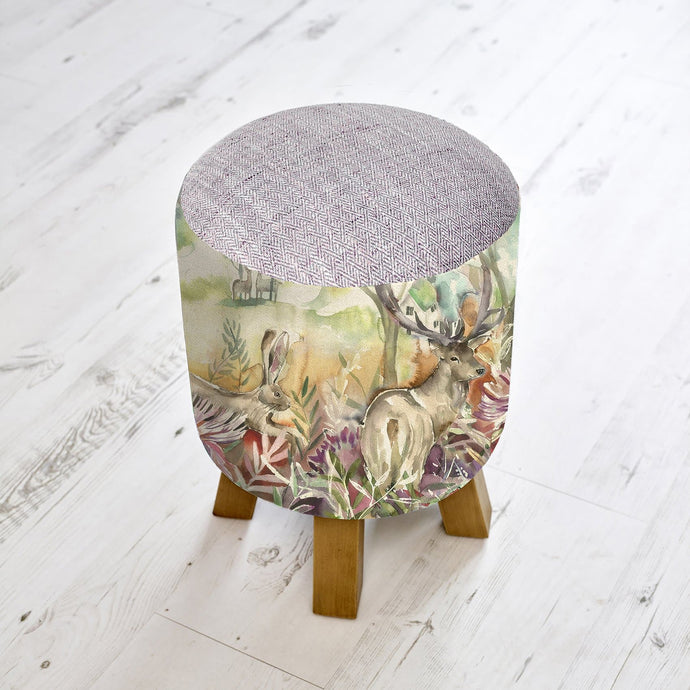 Allermuir Monty Footstool