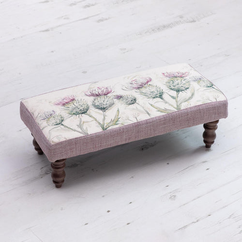 Thistle Glen Mya Footstool (6649921470662)