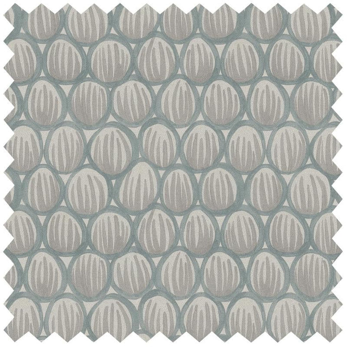 Corsica Duck Egg - Black Out Fabric Remnant