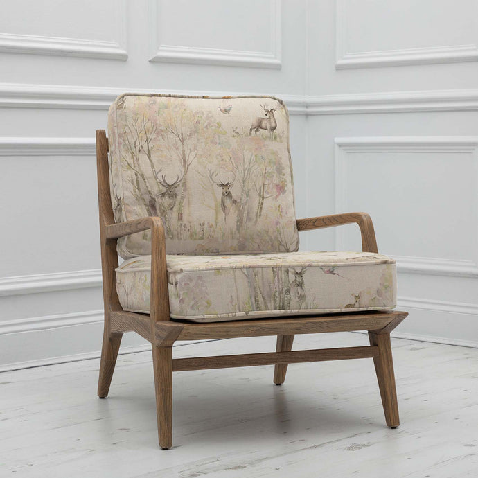 Idris Chair in Enchanted Forest