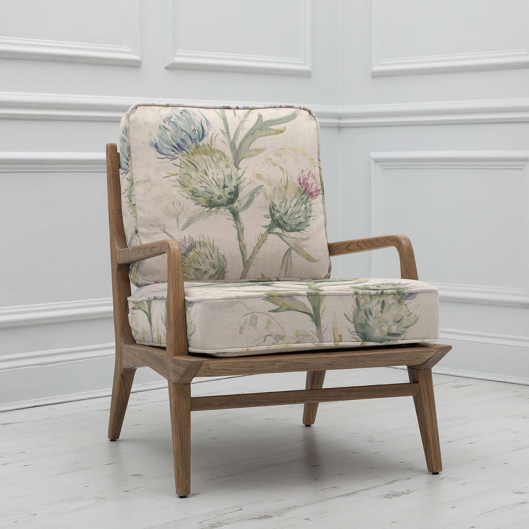 Idris Chair in Thistle Glen (6213329780934)
