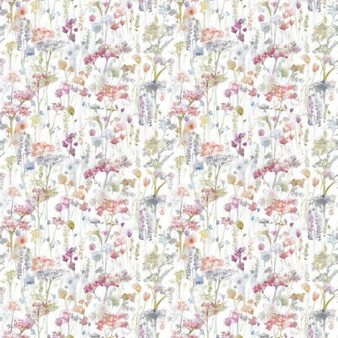 Voyage Ilinizas Poppy Natural - Fabric Remnants
