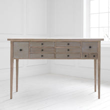Load image into Gallery viewer, Imogen Console in Cedar Wash