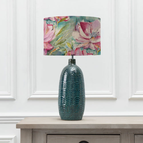 Dusky Blooms 40cm Shade and Jadis Table Lamp (4534401925178)