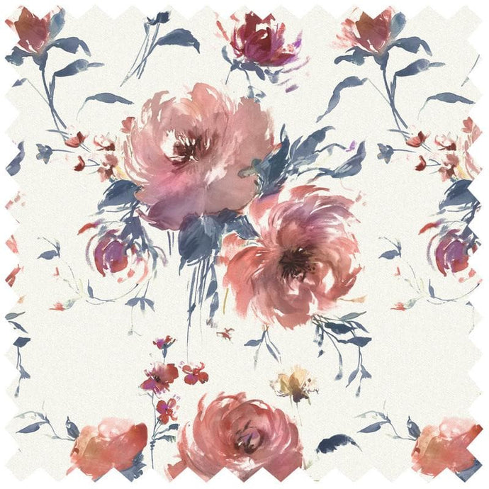 Voyage Archive | Mazurka Blush Fabric By The Metre