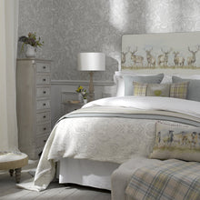 Load image into Gallery viewer, Grace Headboard with Moorland Stag Design (4470587555898)
