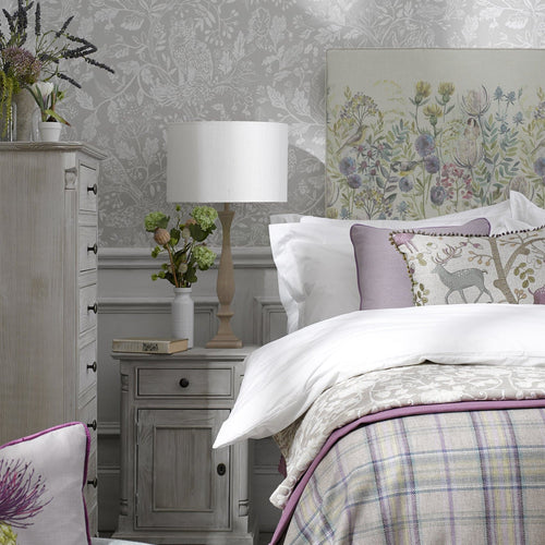 Grace Headboard with Morning Chorus Design (4470598991930)
