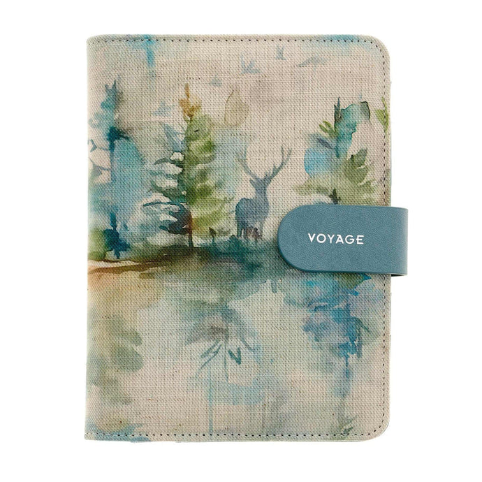 A5 Wilderness Topaz Organiser