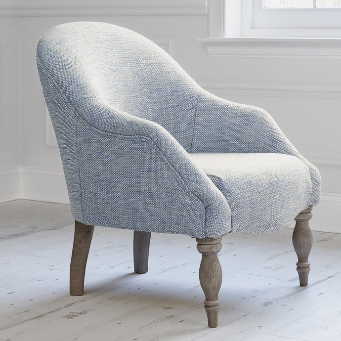 Meridian Sea Thistle Poppy Chair