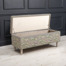 Load image into Gallery viewer, Thistle Glen Spring - Porter Storage Bench (4525848526906)
