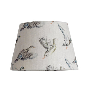 Jill 30cm Lampshade with Flying Duck Design (4459799773242)