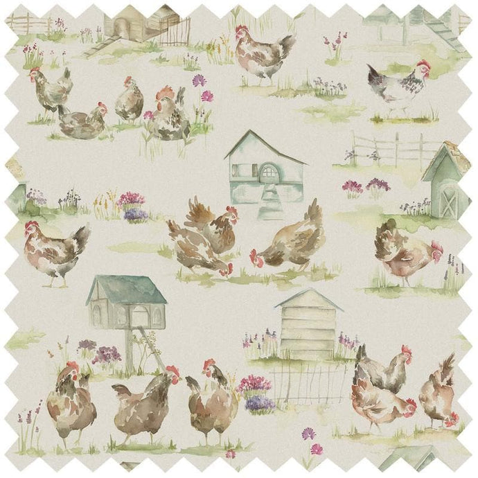 Henny Penny - Fabric Remnant