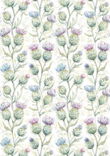 Load image into Gallery viewer, Thistle Glen Spring Cream - Fabric Remnants